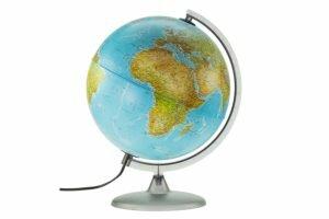 Globus kaufen - Interkart Doppelbild Leuchtglobus